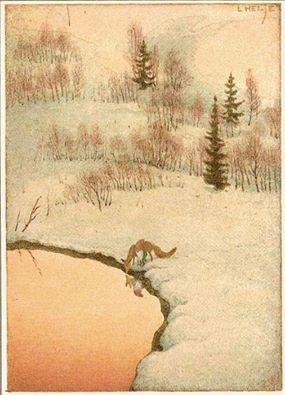 Lennart Helje - Winter Twilight
