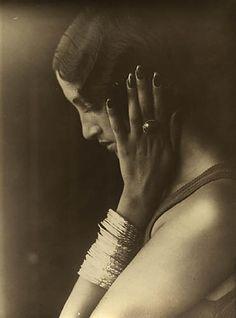 Jacques-Henri Lartigue, Renee Perle, 1930-1931