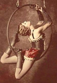vintage trapeze
