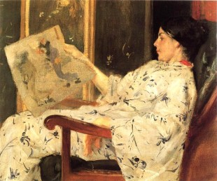 japonisme-williammerrittchase1849-1916japaneseprint1898